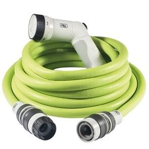 Tubo irrigazione giardino Fitt Ikon Lime