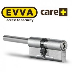 Evva 4KS E-Code cilindro chiave codolo con assicurazione CARE +