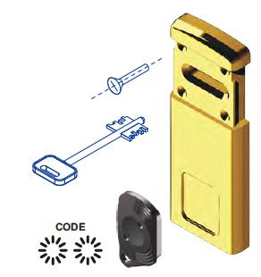 MG220-3W Defender Magnetico Minimag Disec