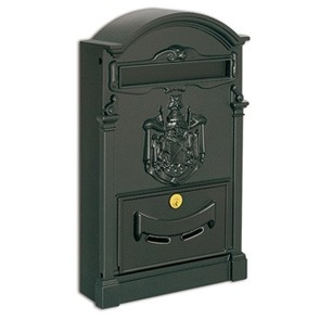 Residence Cassetta Postale Alubox-Ghisa