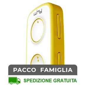 Telecomandi cancelli 4 canali Why Evo Mini