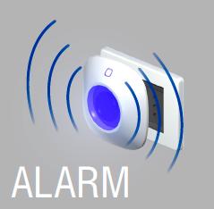 SRF01 Sirena Remota Wireless Disec
