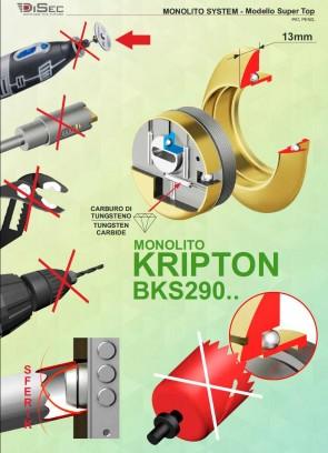 BKS291-18 Defender Monolito Kripton Super-Top Disec