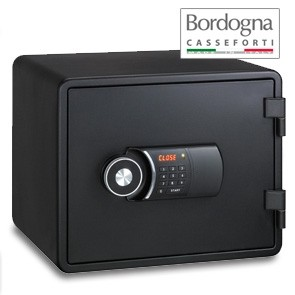 Joy 020 Cassaforte a mobile elettronica Black