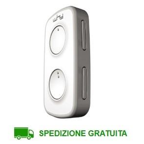 Telecomando cancello 4 canali Why Evo Mini Bianco