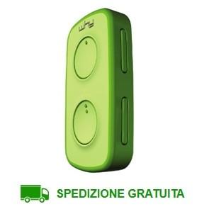 Telecomando cancello 4 canali Why Evo Mini Verde