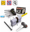 Securemme K2 Cilindro Chiave - Codolo