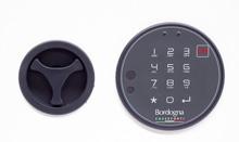 serratura elettronica cassaforte Lorica Piu certificata